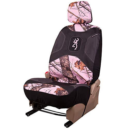 browning seat cover set for cars - 1