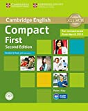 Compact First. Student's Book with answers with CD-ROM: 2nd Edition