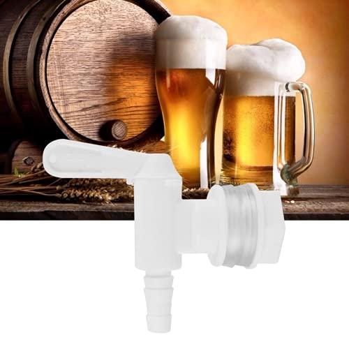 SHYEKYO Dispensador De Bebidas, Espita De Repuesto, Grifo De Plástico Fácil De Limpiar para La Elaboración Casera De Cerveza