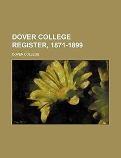 Dover College Register, 1871-1899