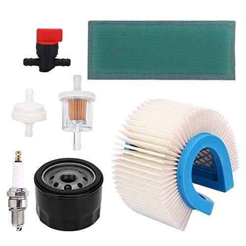 Ymiko Luftfilter Baugruppen Set, Luftfilter Kit Passend für 698083 697153