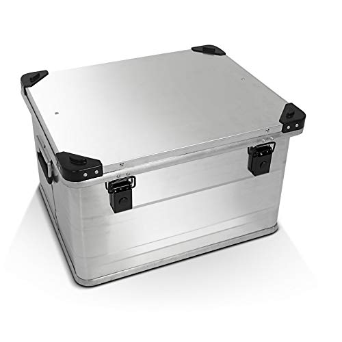 Baul Top Case aluminio Bagtecs TC2 64l Aprilia Caponord 1200/Rally, Caponord ETV 1000, Dorsoduro 750/900/1200, Leonardo 125/150/250/300, Mana 850/GT, Pegaso 650/Trail, Shiver 750/GT