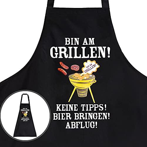Mejoser -   Grillschürze-Bin