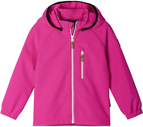 Reima Kinder Vantti Jacke, Fuchsia pink, 116