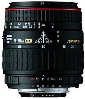 Sigma 28-80mm F3.5-5.6 Reservation Aspherical Macro Lens Ca New arrival for SLR HF