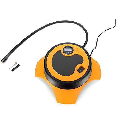Bomba de compresor de aire portable, mini coche digital del inflador del...