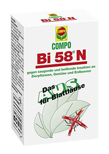 Compo Bi 58 N gegen saugende und beißende Insekten an Zierpflanzen, Gemüse und Erdbeeren, Konzentrat, 30 ml