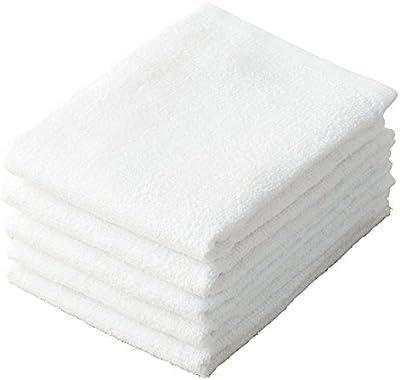 ファミリージョイ フェイスタオル ホワイト サイズ:38×26×3cm
