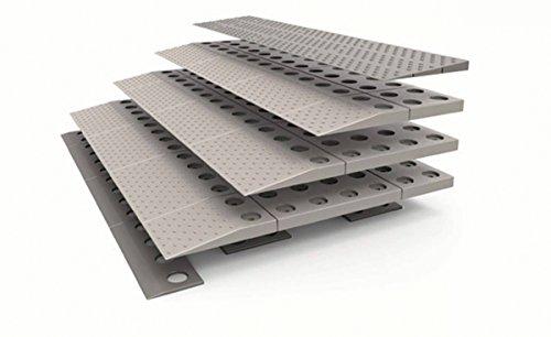 secucare rampa para umbral Modular 4capas 84x 8x 57cm