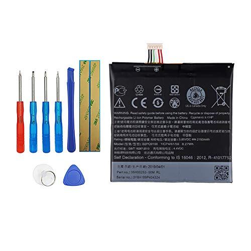 Vvsialeek B2PQ9100 Batería de repuesto compatible con HTC One A9 Aero A9w con kit de herramientas gratuito