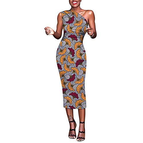 Lover-Beauty Damen Kleider Business Bleistiftkleid Etuikleid Knielang Retro Etui Abendkleid weiß M