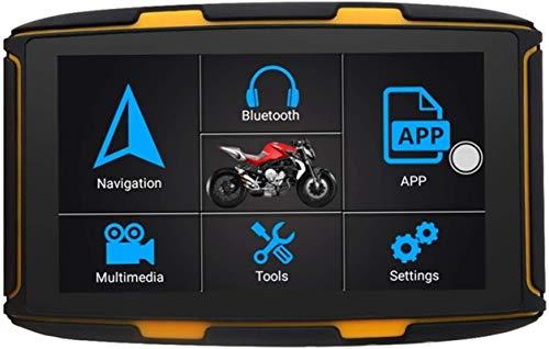 Auto GPS-Navigationssystem Motorrad GPS-Navigation Motorrad Navigations Reiter 5 Zoll...