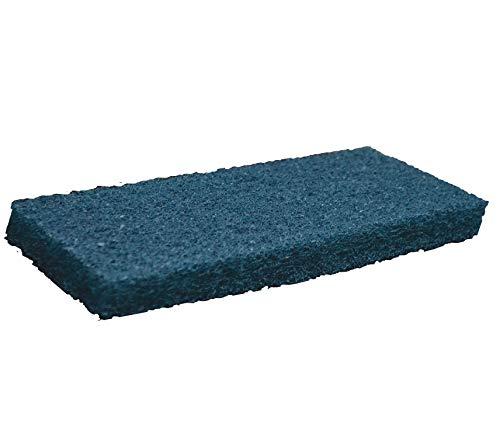 Marbec - TAMPONI Blu - Leggera Aggressività | per la Pulizia e la manutezione dei Pavimenti e Rivestimenti