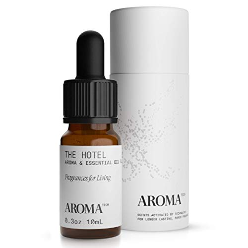 AromaTech The Hotel for Aroma Oil Scent Diffusers - 10 Milliliter