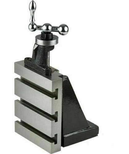R&D Vertikalfräskopf Schlitten 4 x 5 fixiert. ||