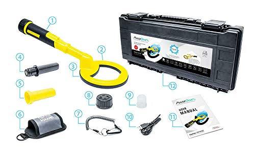 Nokta Makro Pulsedive Giallo Scuba Detector + Pinpointer Subacqueo Pulse Wireless