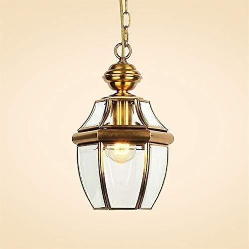HDDD kroonluchter lantaarn van ijzer lantaarn industrieel ijzer kroonluchter voor eetkamer traditionele bar café goud