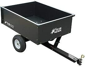 Blue Hawk 10-cu ft Steel Dump Cart - 400lb Capacity