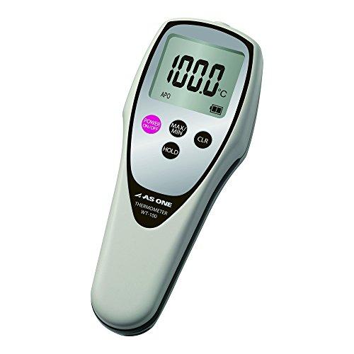 アズワン 防水デジタル温度計 WT-100 /2-3799-01