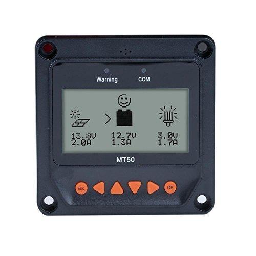 MT-50 Fernanzeige LCD Display Fit für EPEVER MPPT Laderegler