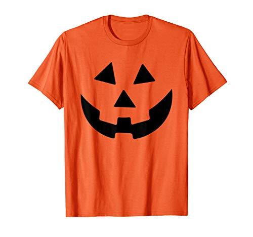 Halloween Kürbis Verkleidung T-Shirt