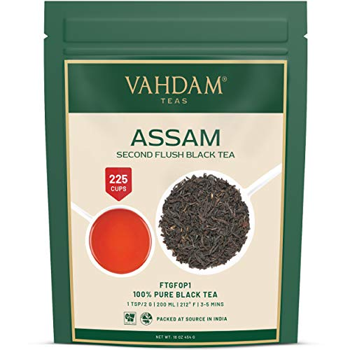 Vahdam -  Assam Black Tea