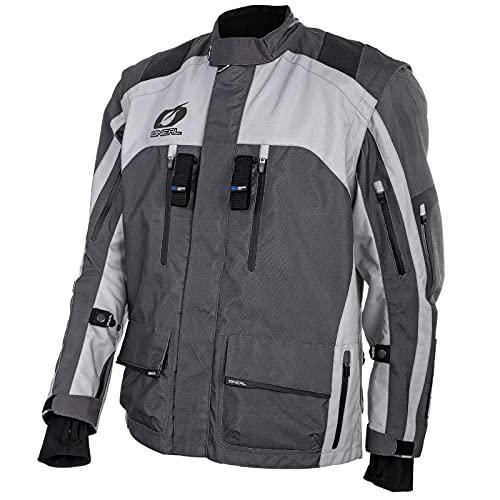 O'Neal Baja Racing Enduro Moveo Veste de Moto Reflectoren MX Imperméable 1104 Couleur Gris Taille S