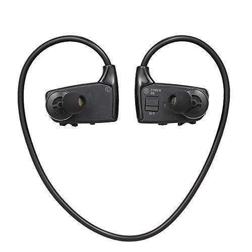 Docooler W262 8GB Deportes Reproductor de MP3 Auriculares 2en1 Auriculares de música MP3 WMA Reproductor de música Digital con Auriculares