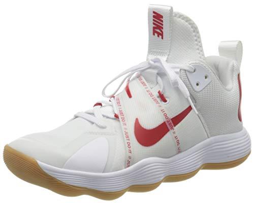 Nike CI2955-160_43, Scarpe da pallavolo Uomo, Bianco, EU