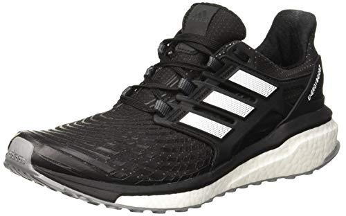 adidas Energy Boost M, Zapatillas de Running Hombre, Negro Core Black FTWR White Grey Three F17 Core Black FTWR White Grey Three F17, 43 1/3 EU