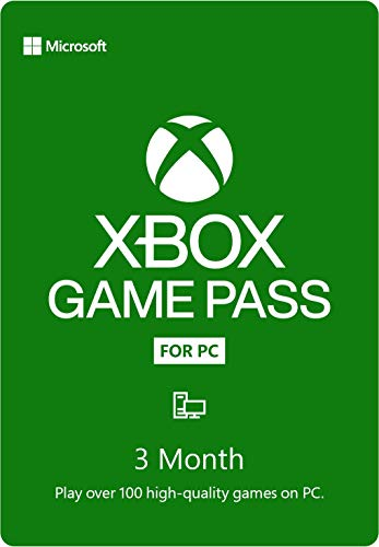 Xbox Game Pass for PC – 3-Month Membership – PC [Online Game Code]