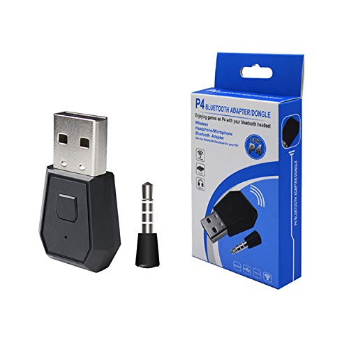 Sxgyubt USB Bluetooth Adapter Voor PS4 Headset Draagbare Ontvanger Gampad Stabiele USB Dongle Bluetooth Adapter Draadloze Adapter