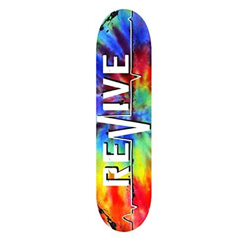 ReVive Lifeline - Skateboard Deck - Batik - 8,0