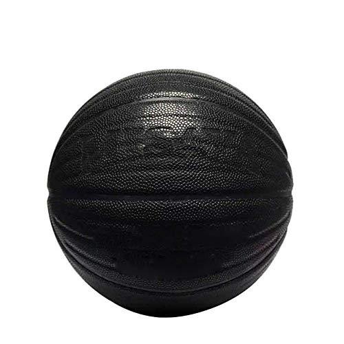 Palle da basket da allenamento per interni ed esterni, per allenamento in sovrappeso, pallone da basket, resistente all'usura, igroscopico per allenamento muscolare, pallacanestro moderno 2,7lbs