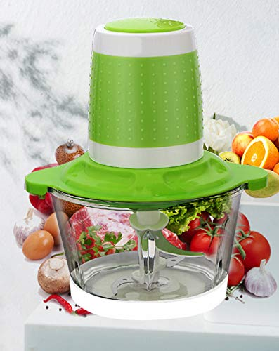 SISHUINIANHUA Haushalt Küche Elektro-Edelstahl Multifunktions-Kochmaschine zerkleinern Rühren Stuffing Gebrochene Fleisch Cut Obst Gemüse