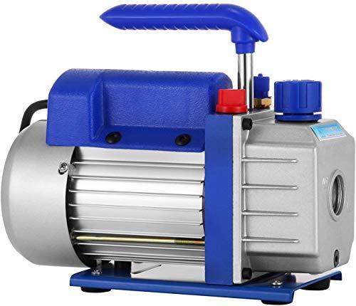 VEVOR Vakuumpumpe 1720 U Vakuumpumpe Unterdruckpumpe 220 V Unterdruckpumpe Vakuumgeräte Pumpe