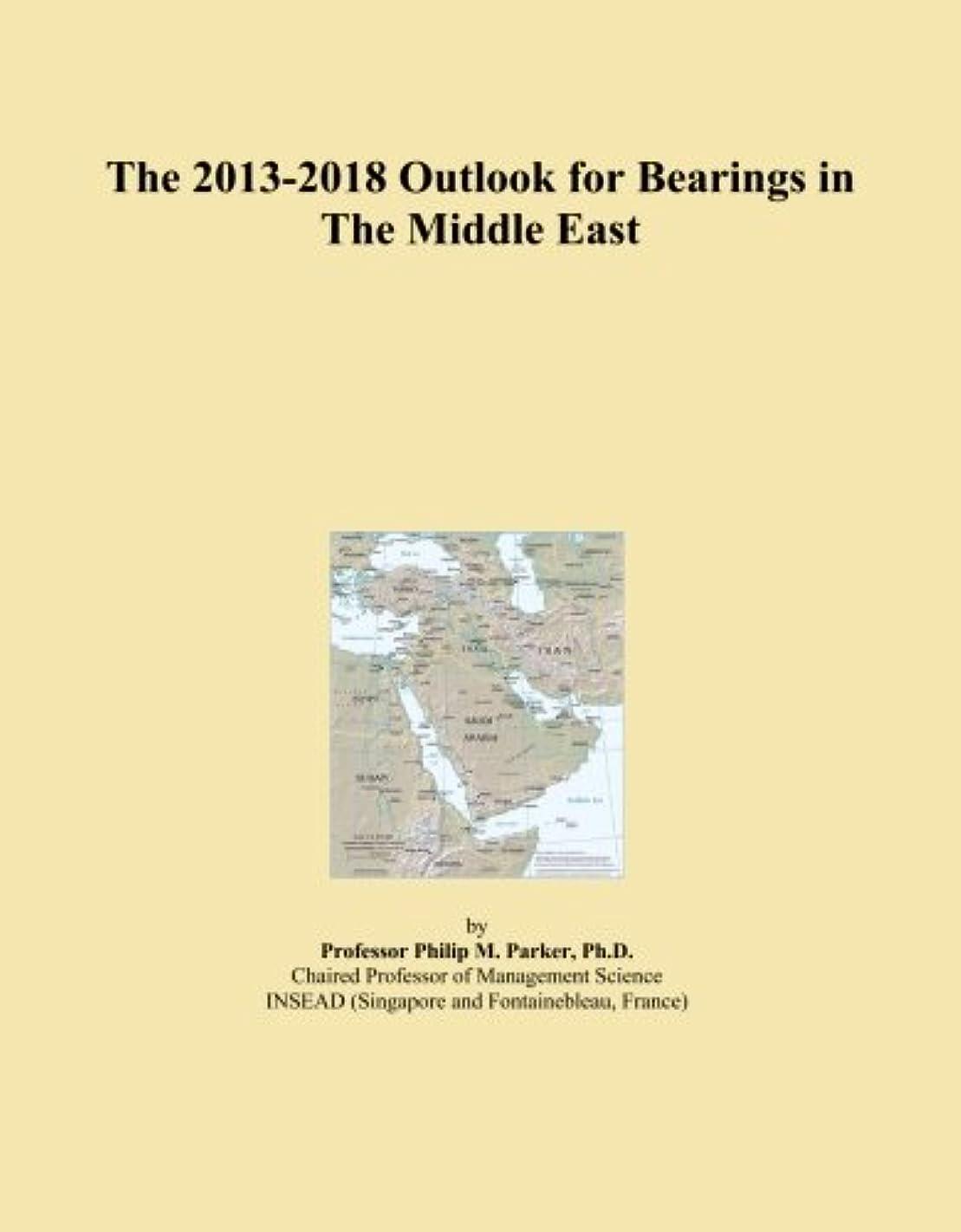 兄弟愛永久結婚The 2013-2018 Outlook for Bearings in The Middle East