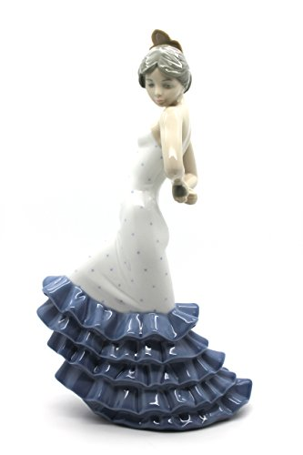 Nao Porcelain by Lladro FLAMENCO ( LADY DANCER ) 2000418