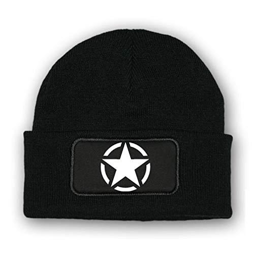 Copytec * Bonnet/Beenie – Allied Star US Army Étoile Armoiries WK Hiver Fourrure Uniform hoheit Logo Insigne Militaire # 7015