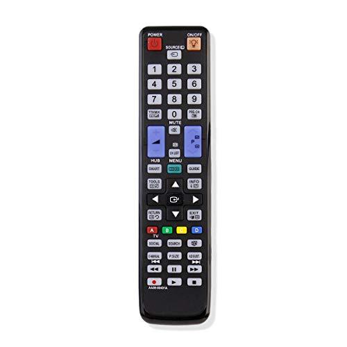 NKF AA59-00481A Renew AA59-00431A Replace Remote Control for Samsung TV AA59-00443A AA59-00441Aplace Remote for Samsung TV LN32D550K1F LN32D551K8F LN37D551K8F