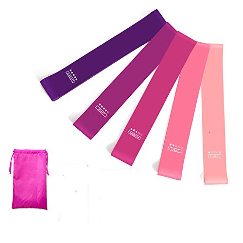 LZS Resistance Bands, Resistance Exercise Bands for Home Fitness,...