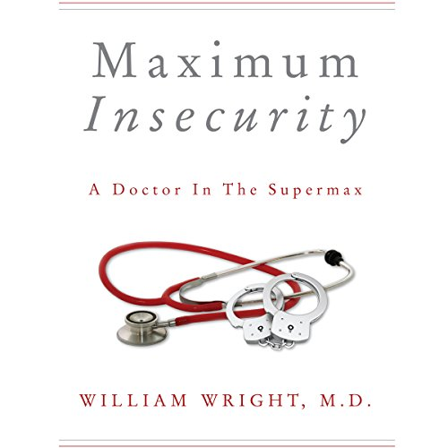 Maximum Insecurity audiobook cover art