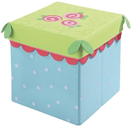 HABA- Décoration-Cube Siège Fée Rosalie, 8603