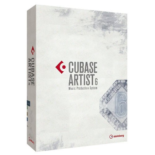 Steinberg Cubase Artist 6 Upgrade 2