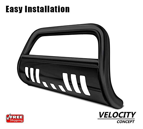 Velocity Racing Black Push Bar