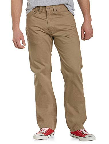 Levi's Men's Big & Tall 559 Relaxed Straight Jean, Timberwolf, 42W x 32L