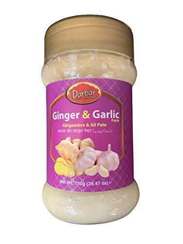 New Shipping Genuine Free Shipping Free Darbar Ginger Garlic 750g Paste