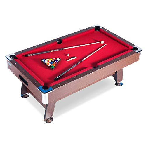 RACK Draco 7-Foot Billiard/Pool Table