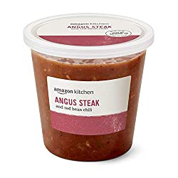 Amazon Kitchen, Angus Steak & Red Bean Chili, 24oz