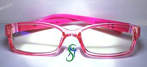 Movimiento Salute Lens, gafas niño con lentes Neutre, gafas anti luz azul, gafas protectoras
